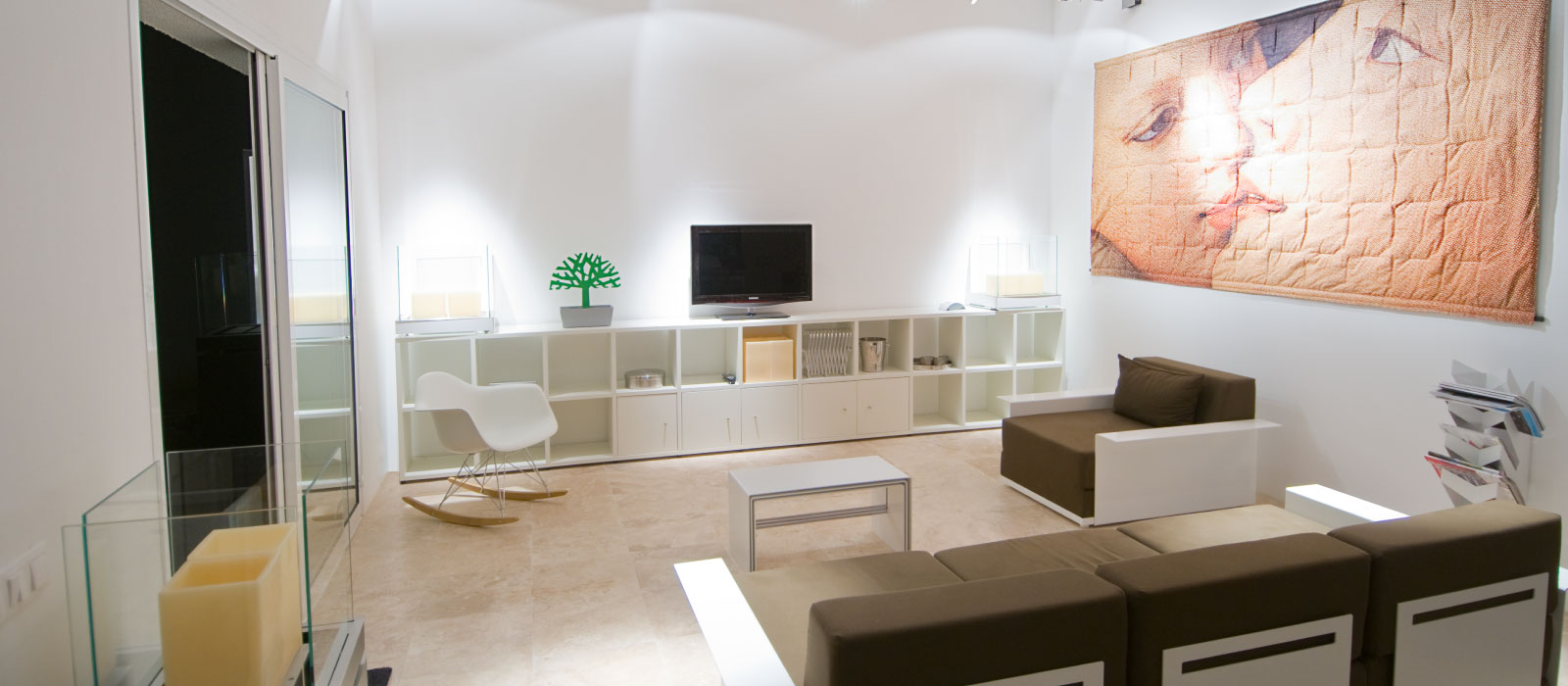 Radius Haus - Living room