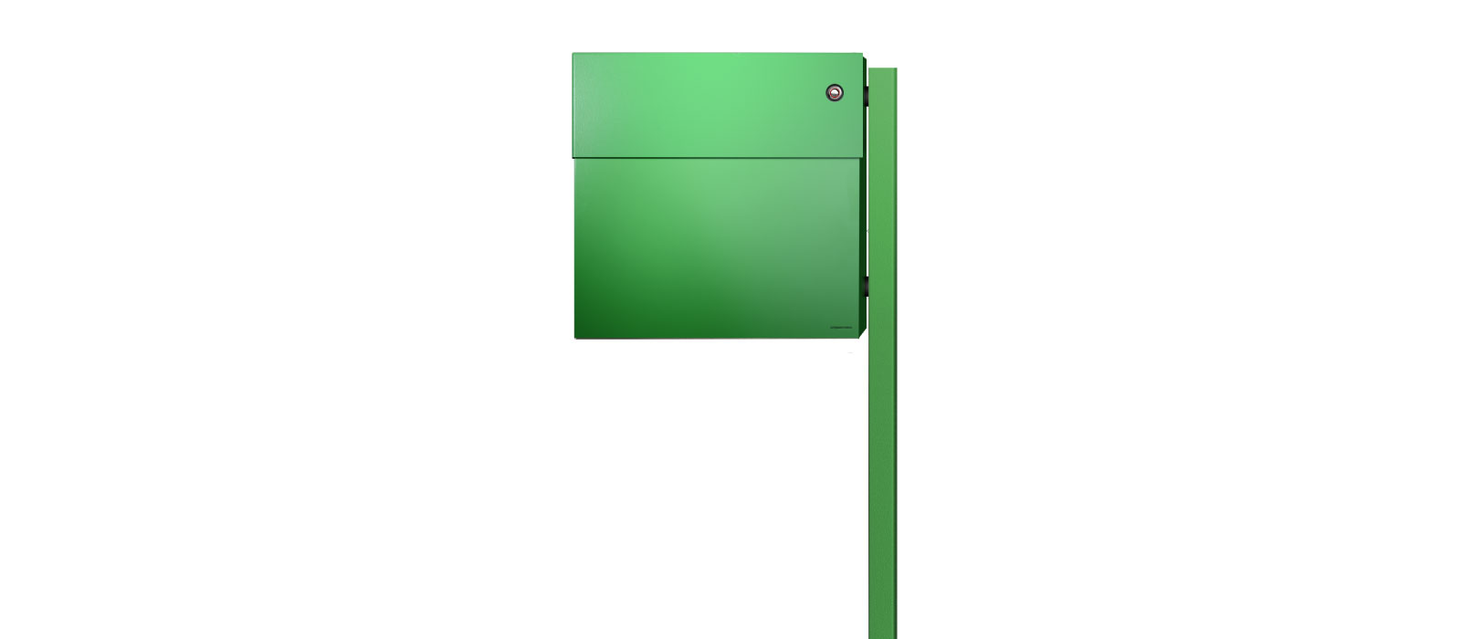 Standing mailbox with bell switch LETTERMAN 4 – RADIUS DESIGN
