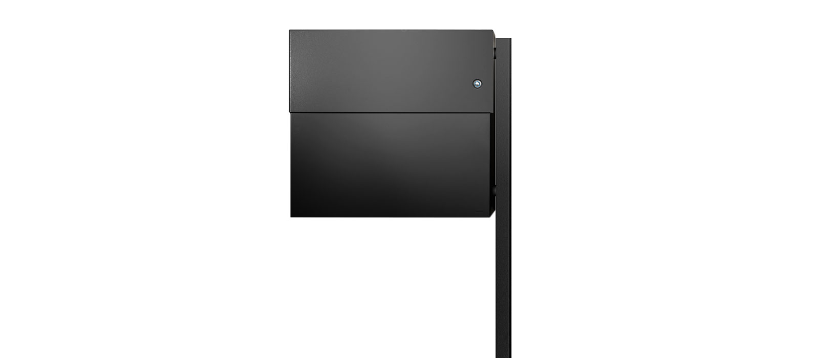 standbriefkasten mit klingel xxl 2 radius design. Black Bedroom Furniture Sets. Home Design Ideas