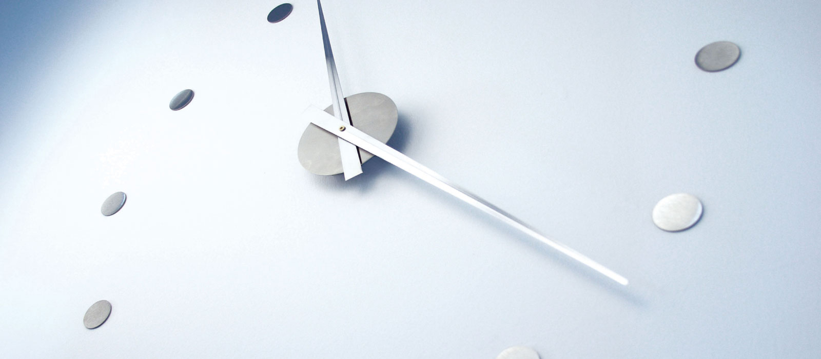Wall Clock by Radius Design