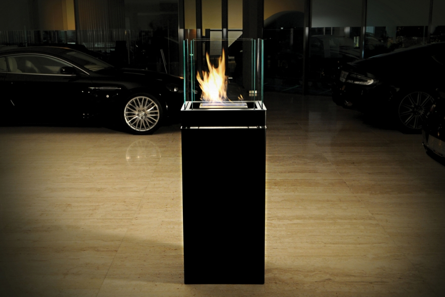 HIGH FLAME 3L GLOSS POLISHED/BLACK