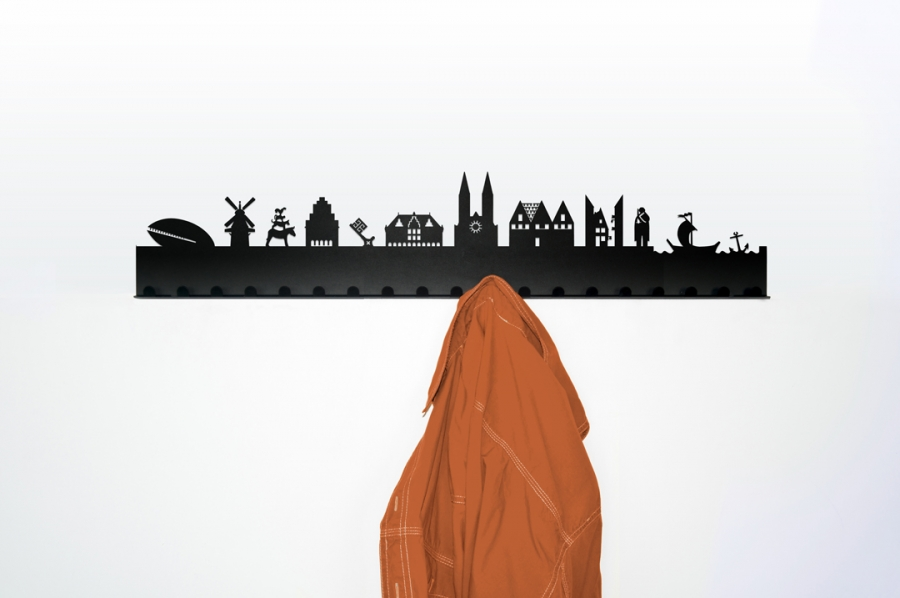 CITY COAT RACK BREMEN