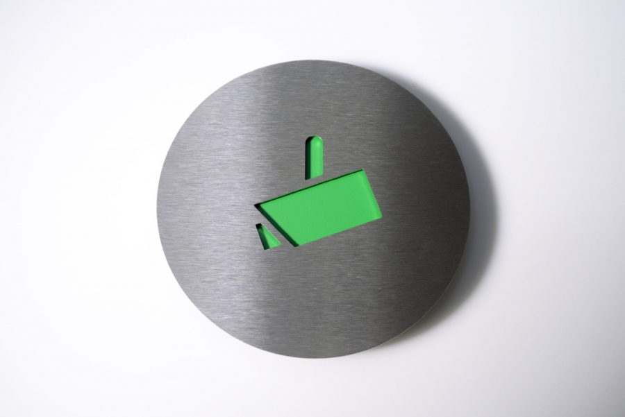 PICTOGRAM VIDEO GREEN