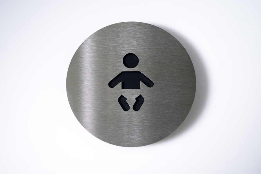 PICTOGRAM BABY BLACK