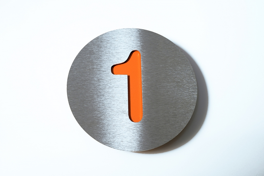 HOUSE NUMBER 1 ORANGE