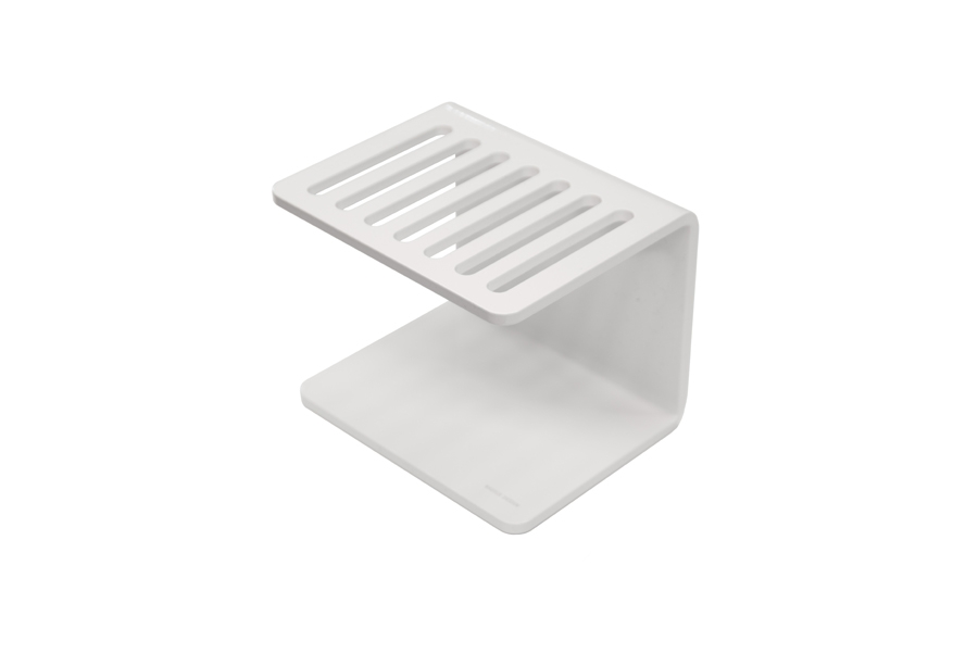 SOAP HOLDER WHITE