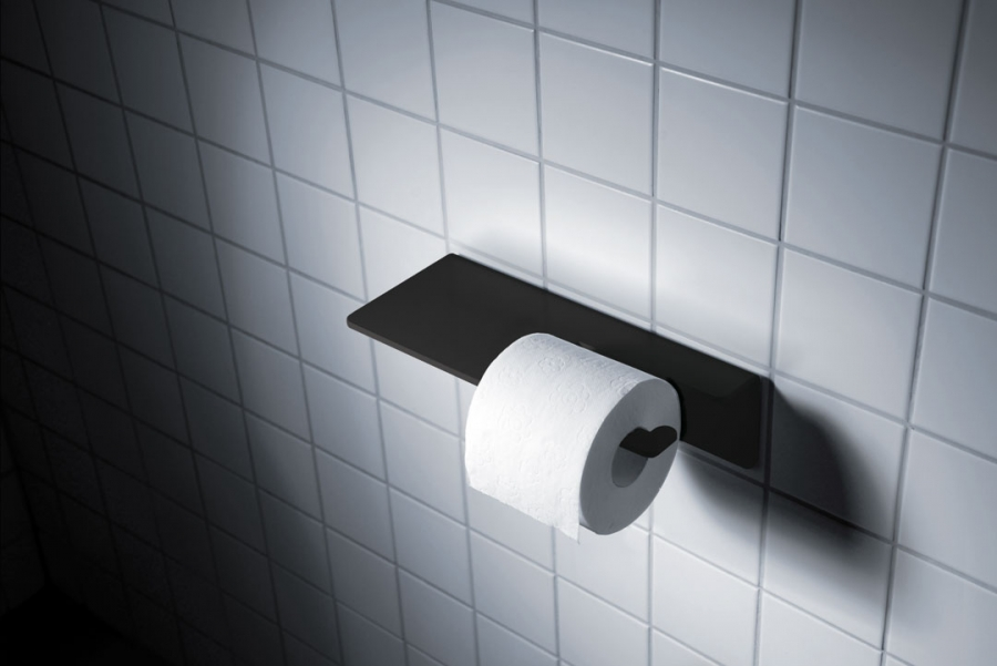 Toilet Paper Holder By Radius Design