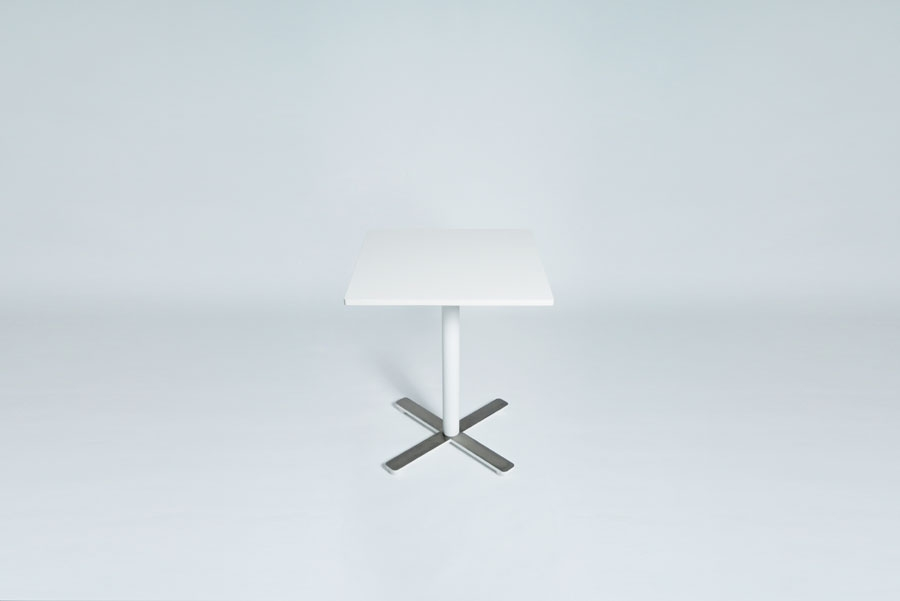 TABLEDANCE BAR TABLE, MDF, WHITE, VA