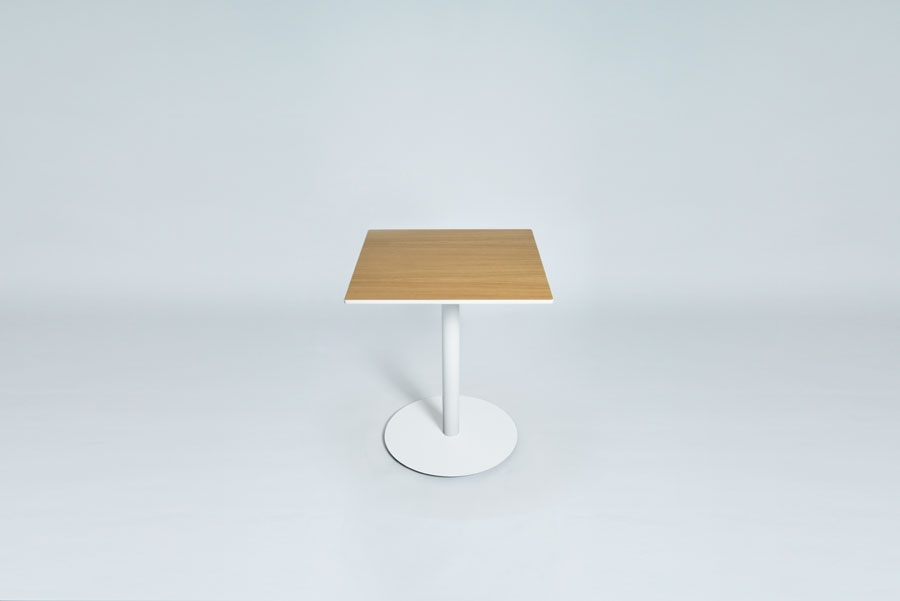 TABLEDANCE BAR TABLE, HPL, OAK, SQUARE