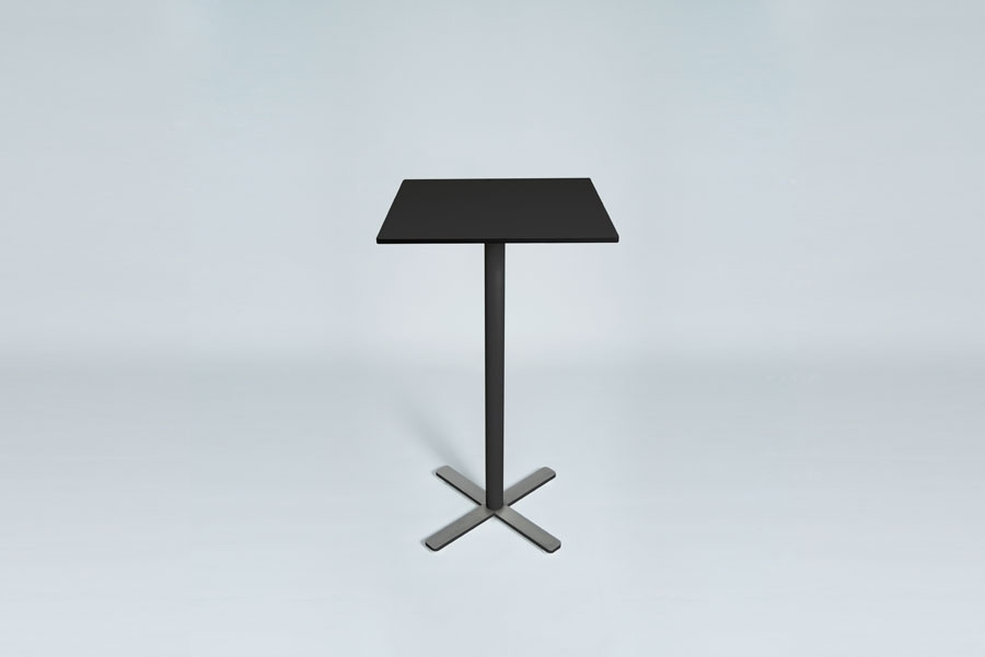 TABLEDANCE STANDING TABLE, HPL, BLACK VA