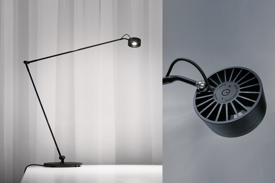 BASICA DESKTOP LIGHT BLACK