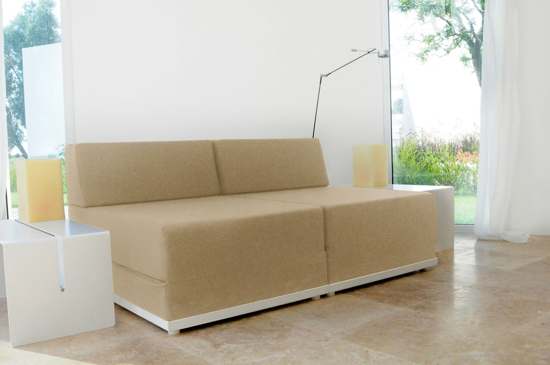 Sofa Bed 4 Inside Out Sand Radius Design