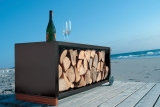 the firewood trolley provides st...
