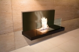 »WALL FLAME II« is a symbiosis...